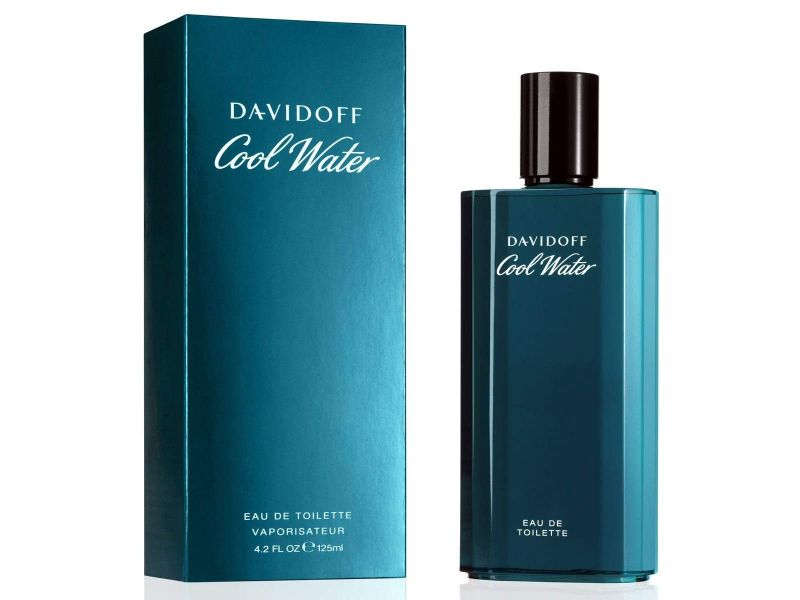 Cool Water by Davidoff for Men EDT 125mL