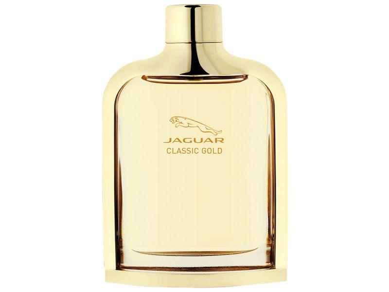 Jaguar Classic Gold by Jaguar for Men EDT 100mL
