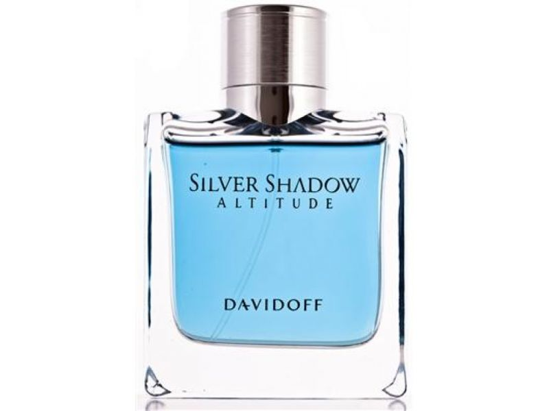 Silver Shadow Altitude by Davidoff for Men EDT 100mL