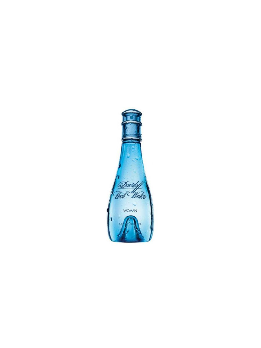 Cool Water Woman by Davidoff for Women EDT 100mL