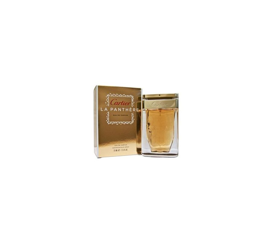 Cartier La Panthere by Cartier for Women EDP 75mL